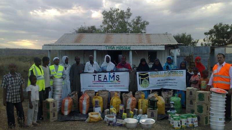 Ramadhan 2013 – Continued support for Africas' needy