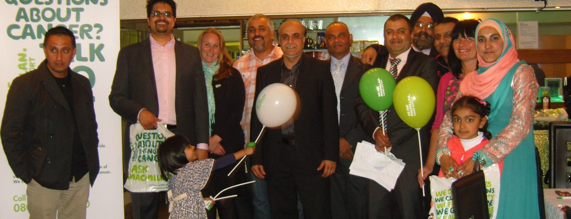 TEAMS Charity Dinner & Awareness Evening for Macmillan & LOROS